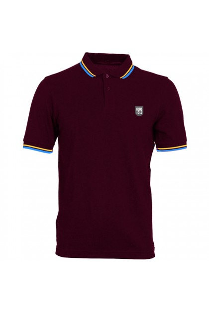 Polo ULTRAS CASUAL Maroon